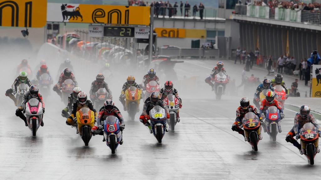 Moto3, Sachsenring RAC