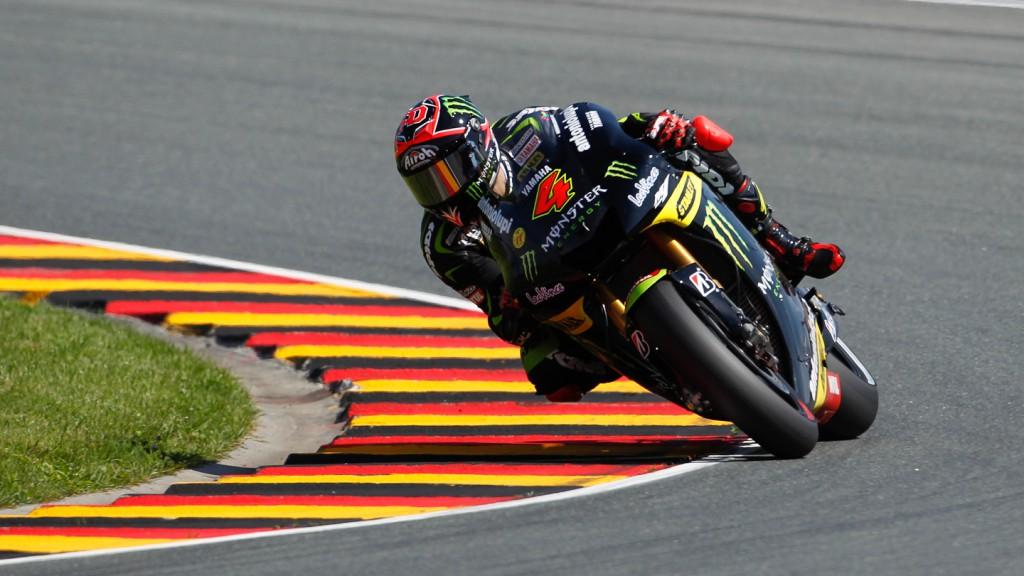 Andrea Dovizioso, Monster Yamaha Tech 3, Sachsenring RAC