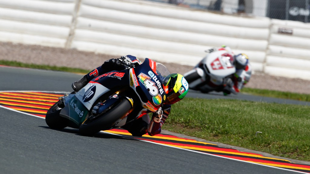Pol Espargaro, Pons 40 HP Tuenti, Sachsenring RAC