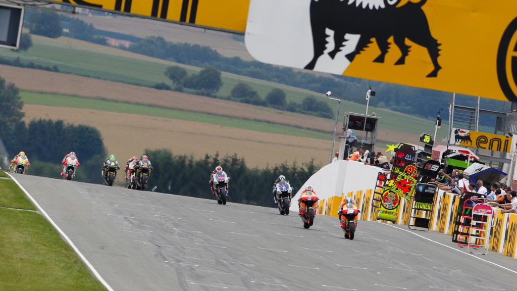 MotoGP, Sachsenring RAC