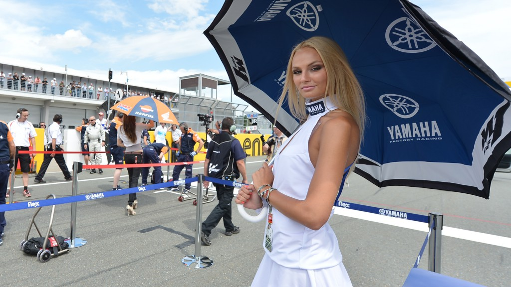 eni Motorrad Grand Prix Deutschland