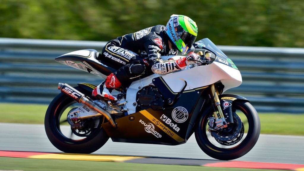 Eric Granado, JiR Moto2, Sachsenring RAC