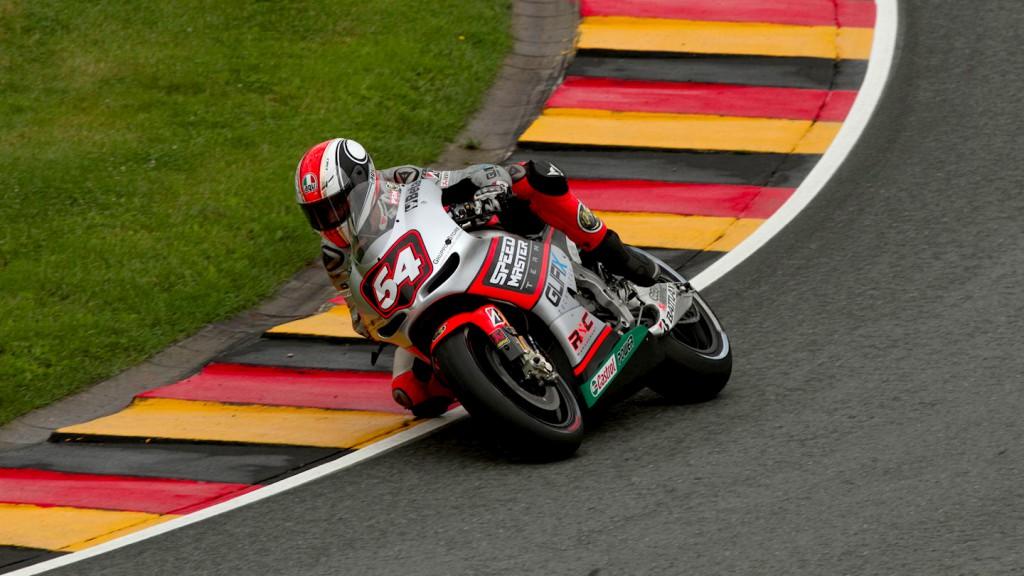 Mattia Pasini, Speed Master, Sachsenring RAC