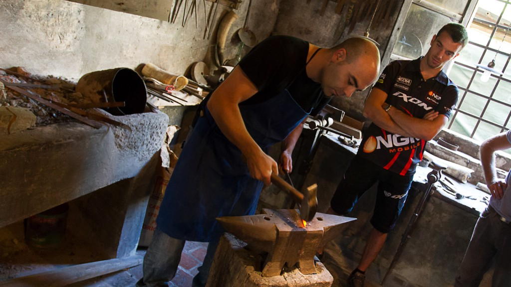 Medieval knives Exhibition, Mugello Preevent
