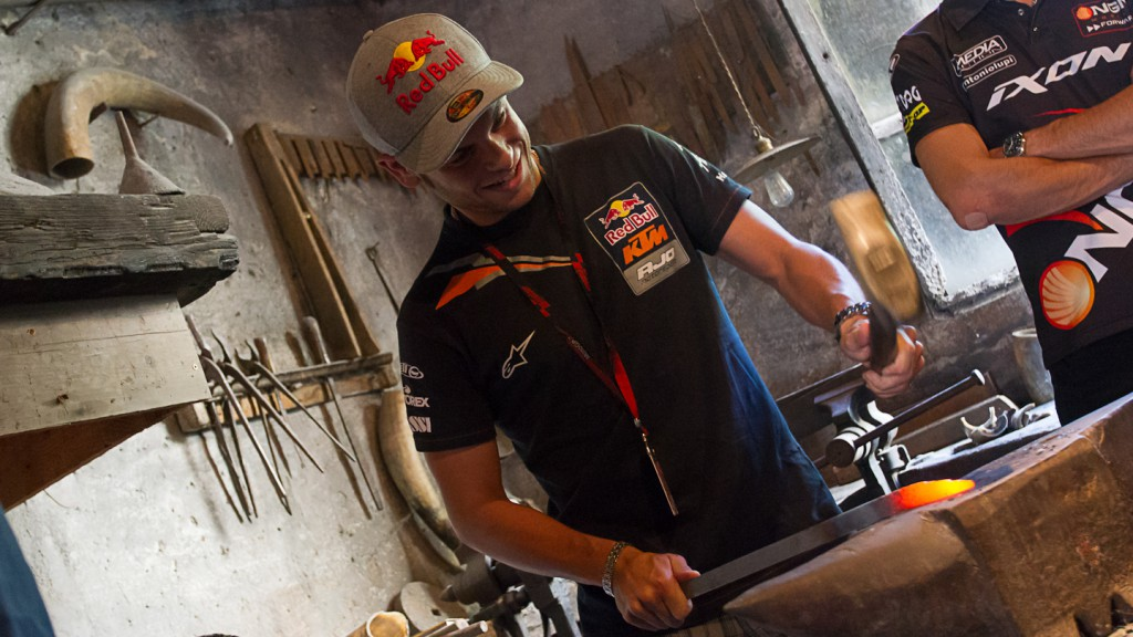 Sandro Cortese, Red Bull KTM Ajo, Mugello Preevent
