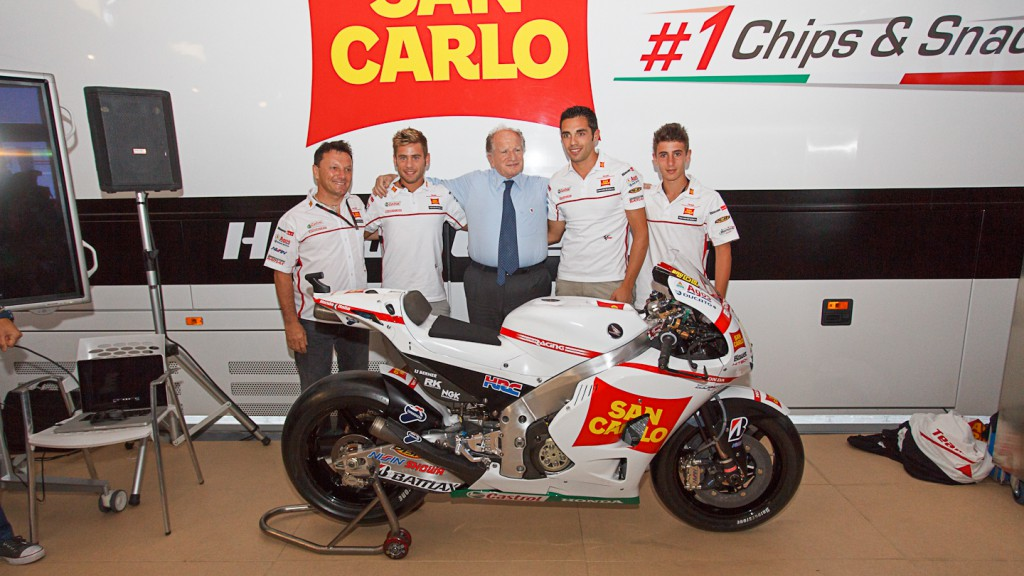 San Carlo Honda Gresini, Mugello Circuit