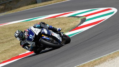 Ben Spies, Yamaha Factory Racing, Mugello FP2