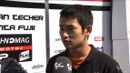 Mugello 2012 - Moto3 - FP2 - Interview - Kenta Fuji