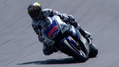 Mugello 2012 - MotoGP - FP2 - Highlights