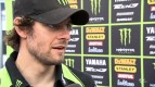 Crutchlow happy with the medium tyre