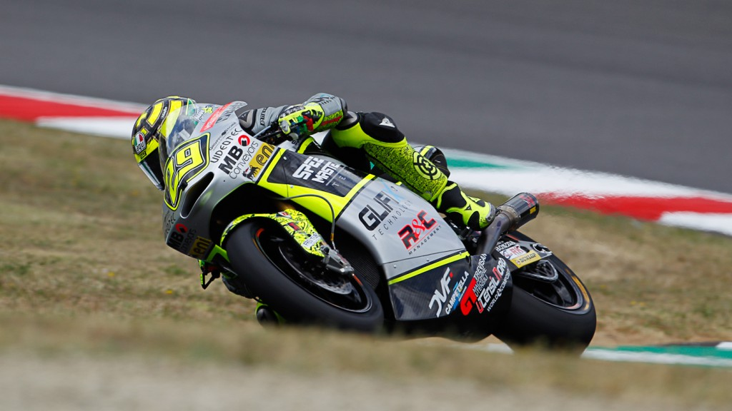 Andrea Iannone, Speed Master, Mugello FP2