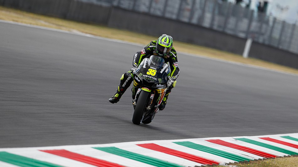 Cal Crutchlow, Monster Yamaha Tech 3, Mugello FP2