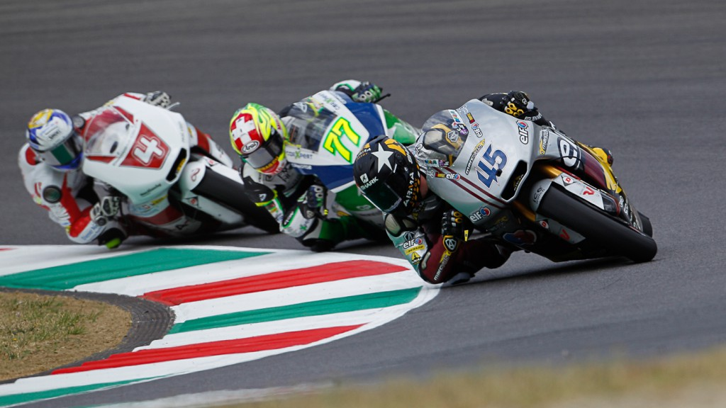 Scott Redding, Marc VDS Racing Team, Mugello FP2
