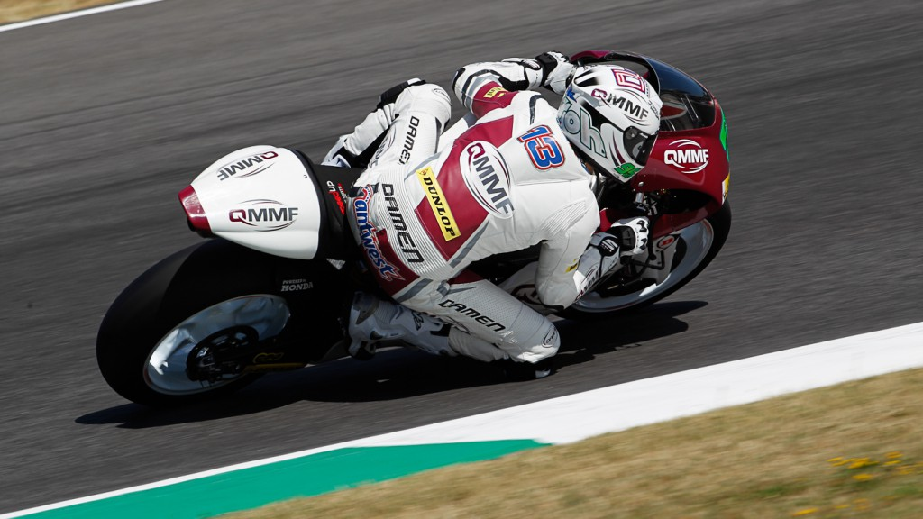 Anthony West, QMMF Racing Team, Mugello FP2