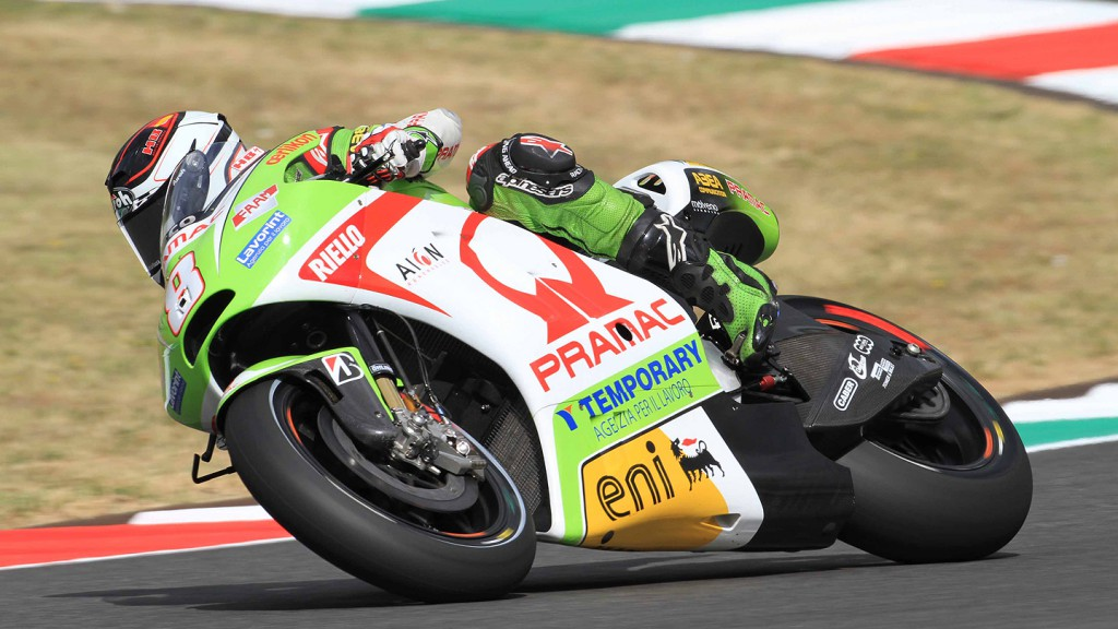 Hector Barbera, Pramac Racing Team, Mugello FP2