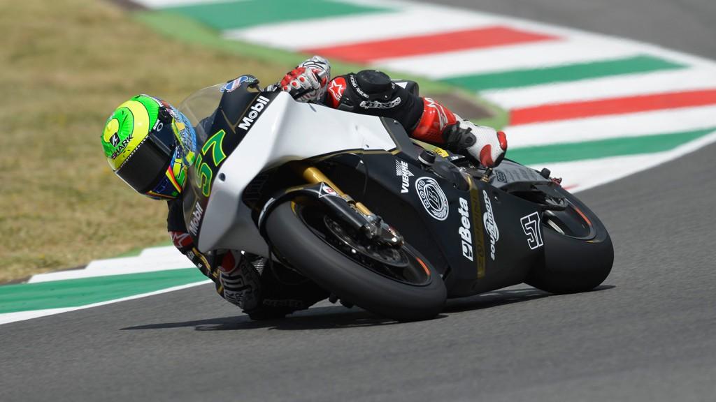 Eric Granado, JiR Moto2, Mugello FP2