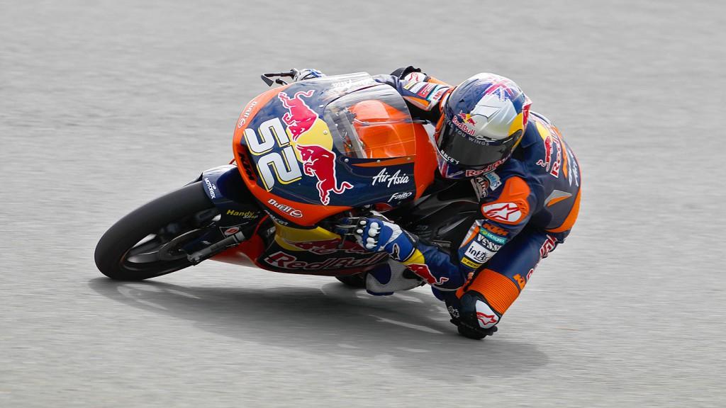 Danny Kent, Red Bull KTM AJo, Mugello FP2