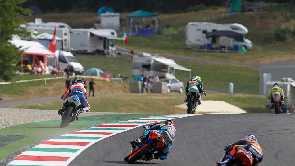 Moto3, Mugello FP1