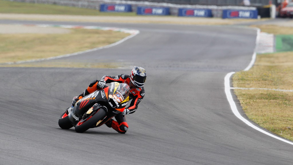 Colin Edwards, NGM Mobile Forward Racing, Mugello QP