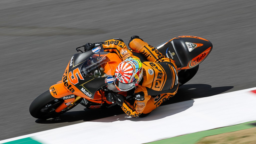 Johann Zarco, JiR Moto2, Mugello QP