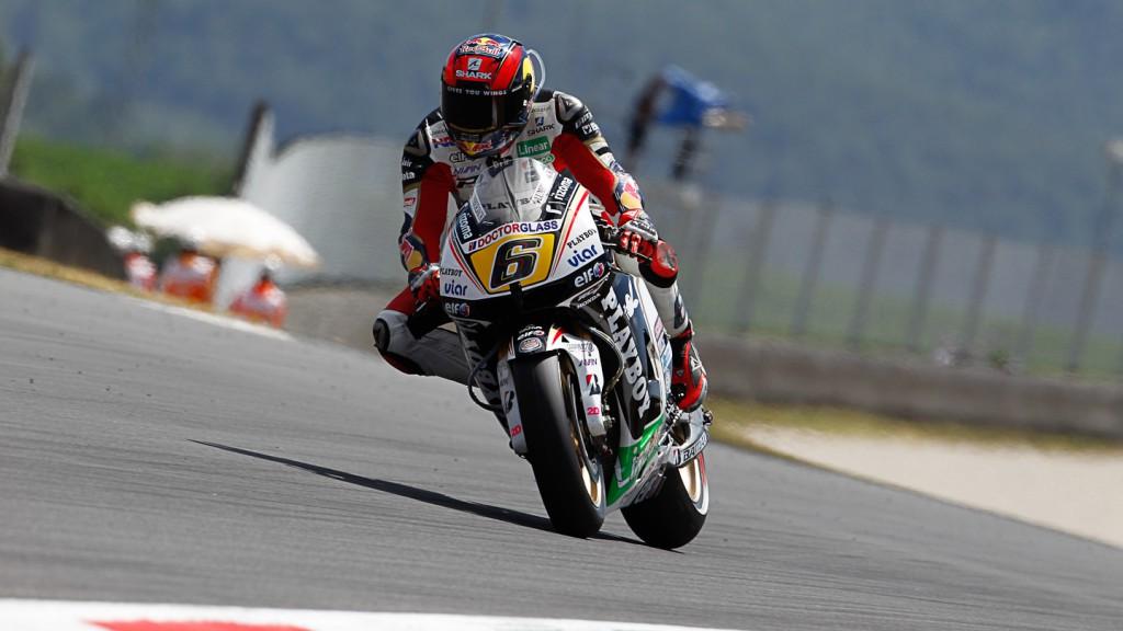 Stefan Bradl, LCR Honda MotoGP, Mugello QP