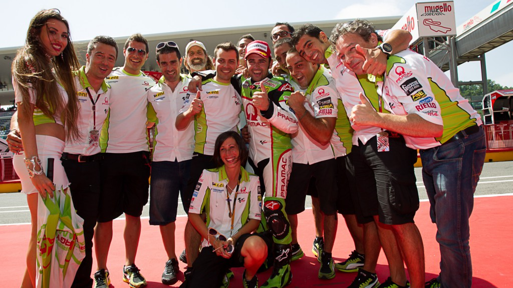 Pramac Racing Team, Mugello QP
