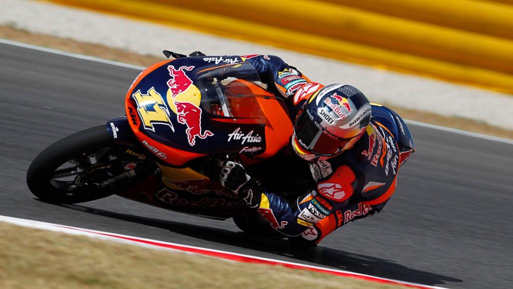 Sandro Cortese, Red Bull KTM Ajo, Mugello QP