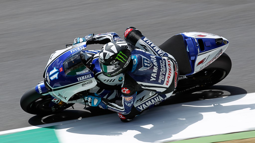 Ben Spies, Yamaha Factory Racing, Mugello QP
