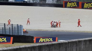 Alvaro Bautista, San Carlo Honda Gresini, Mugello FP3