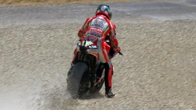Mugello 2012 - MotoGP - QP - Action - Nicky Hayden