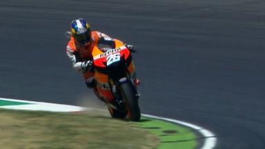 Mugello 2012 - MotoGP - QP - Action - Dani Pedrosa