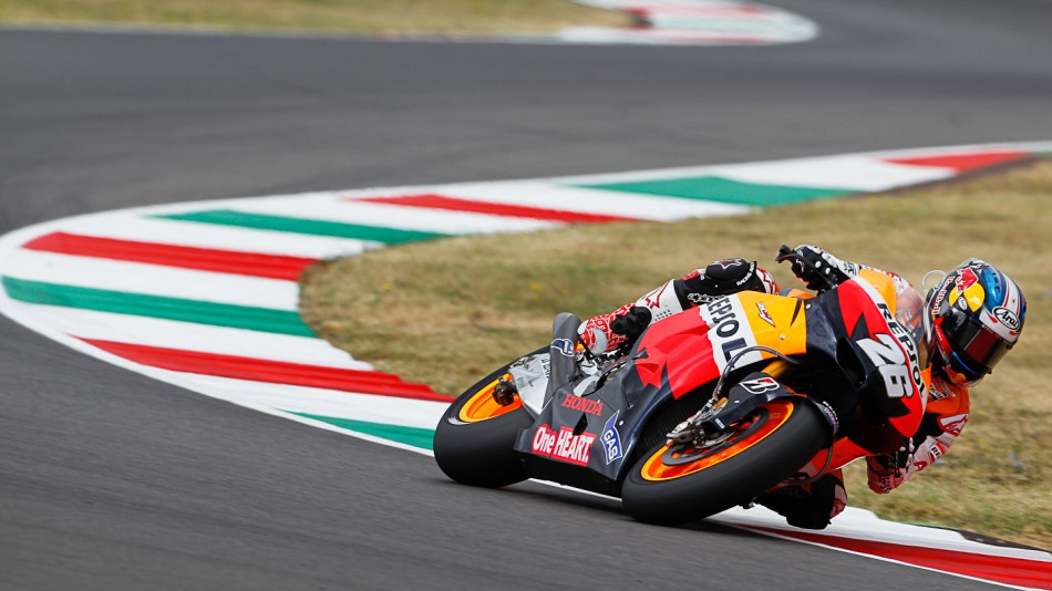 Dani Pedrosa, Repsol Honda Team, Mugello QP
