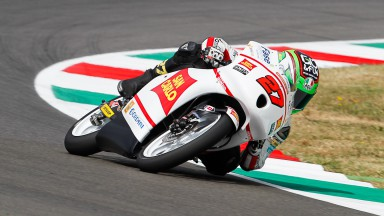 Niccolo Antonelli, San Carlo Honda Gresini Moto3, Mugello QP