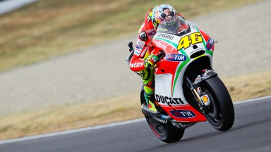 Valentino Rossi, Ducati Team, Mugello QP