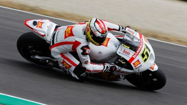 Michele Pirro, San Carlo Honda Gresini, Mugello QP