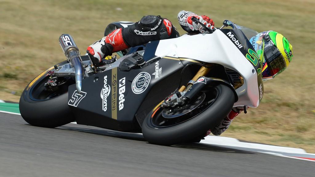 Eric Granado, JiR Moto2, Mugello QP