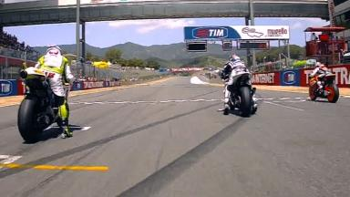 Mugello 2012 - MotoGP -Race - Action - Race start