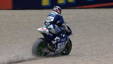 Mugello 2012 - MotoGP -Race - Action - Ivan Silva