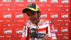 New settings help Rossi to best dry result this year