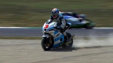 Mugello 2012 - Moto2 -Race - Action - Simone Corsi