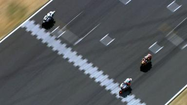 Mugello 2012 - Moto3 -Race - Action - Video finish