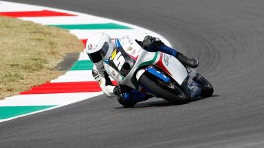 Romano Fenati, Team Italia FMI, Mugello RAC