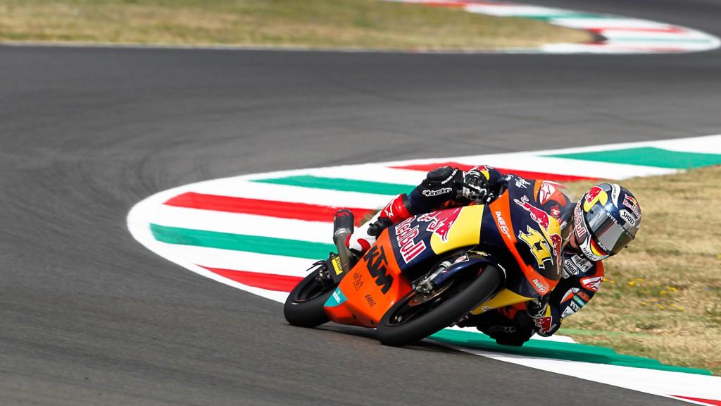 Sandro Cortese, Red Bull KTM Ajo, Mugello RAC