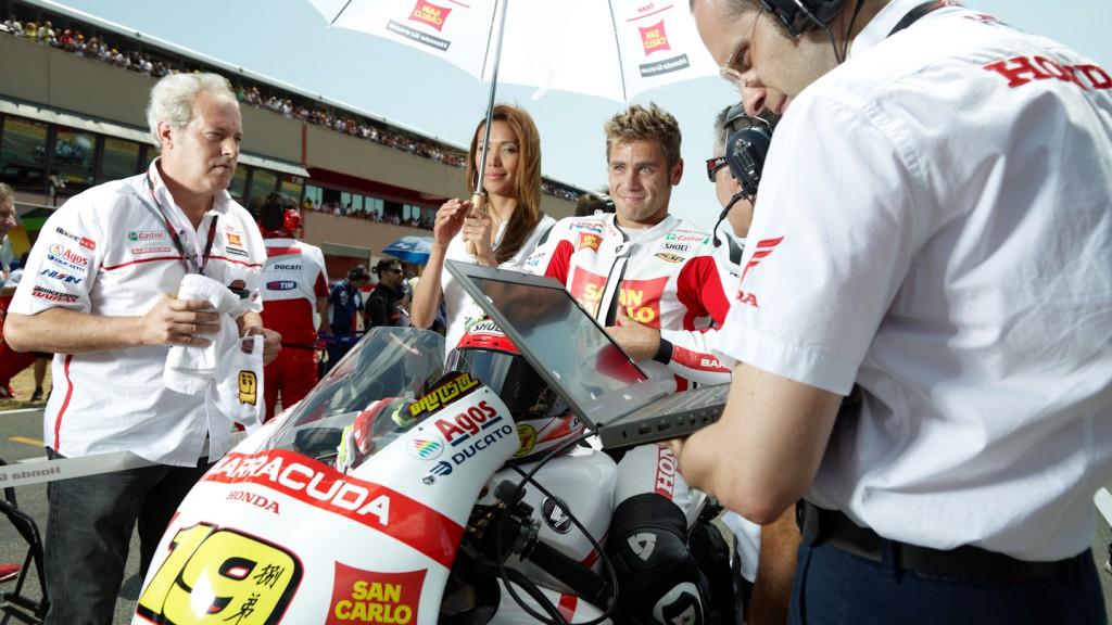 Alvaro Bautista, SAn Carlo Honda Gresini, Mugello RAC - © Copyright Alex Chailan & David Piolé
