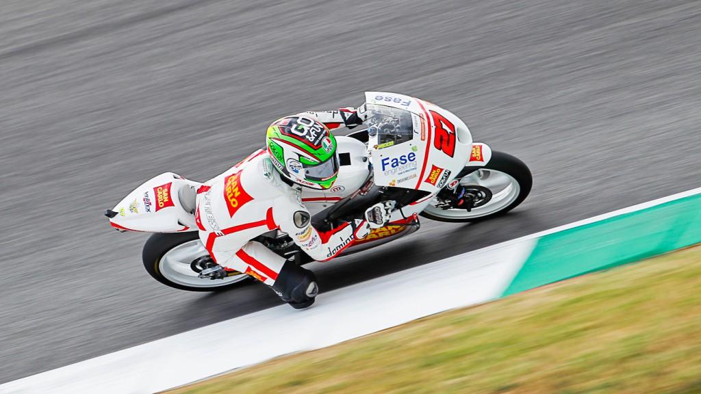 Niccolo Antonelli, San Carlo Honda Gresini Moto3, Mugello RAC