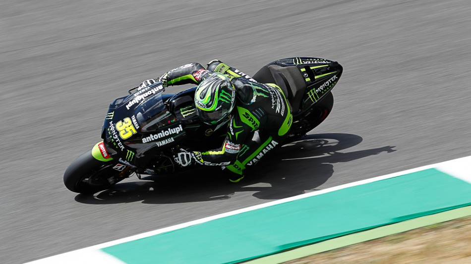 Cal Crutchlow, Monster Yamaha Tech 3, Mugello RAC