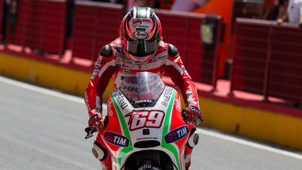 Nicky Hayden, Ducati Team, Mugello WUP