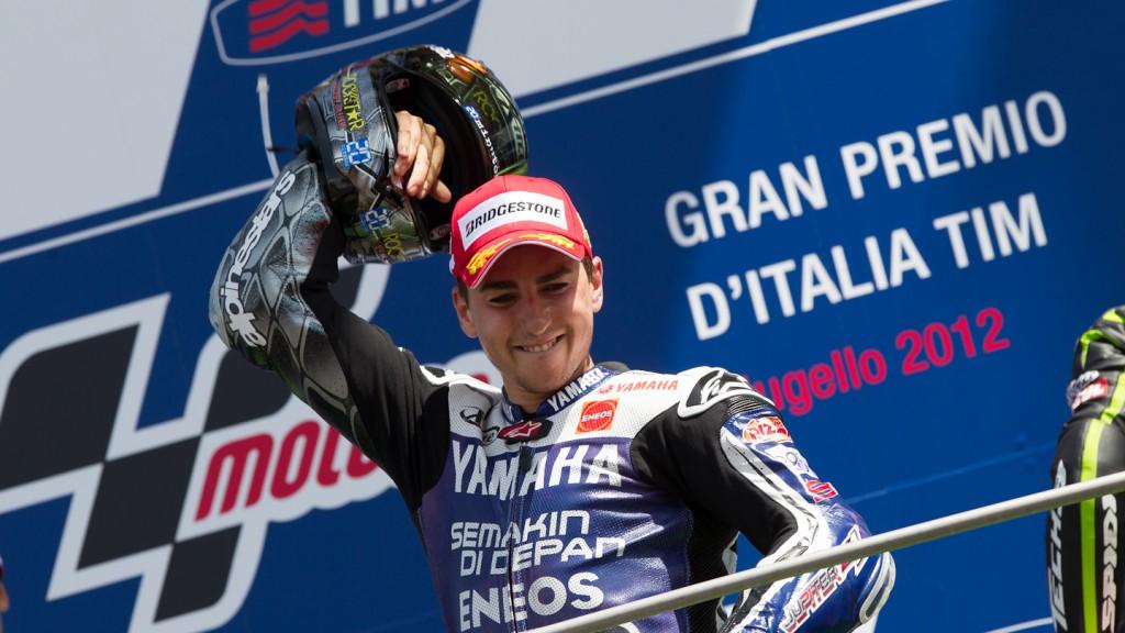 Jorge Lorenzo, Yamaha Factory Racing, Mugello RAC