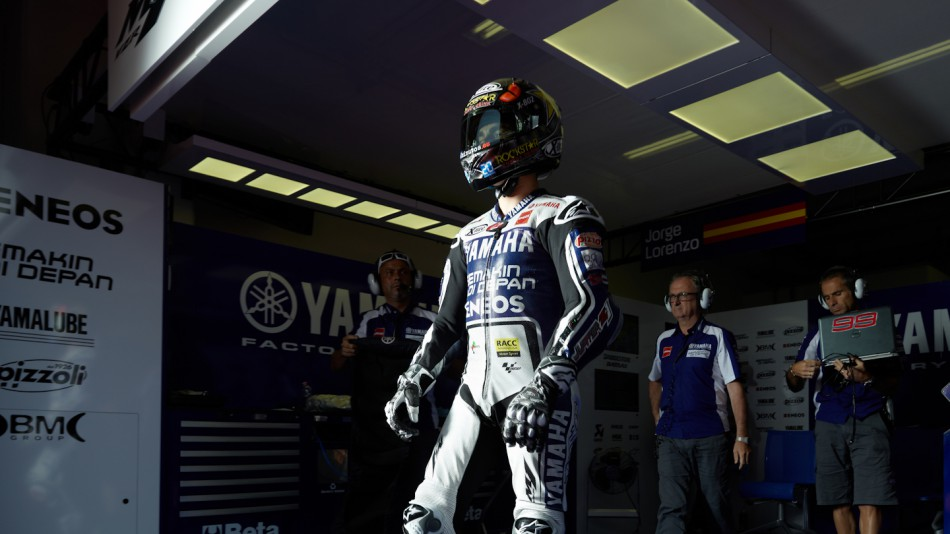 Jorge Lorenzo, Yamaha Factory Racing, Mugello RAC - © Copyright Alex Chailan & David Piolé