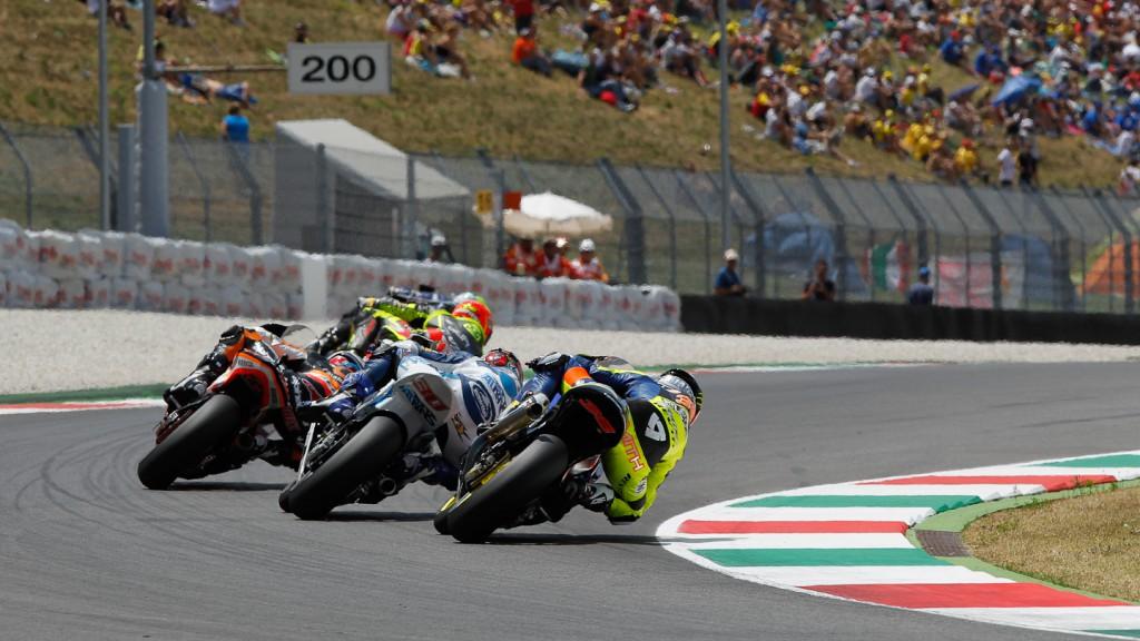Moto2, Mugello RAC